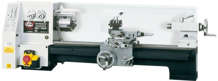 Tokarka uniwersalna 500 mm 400 V