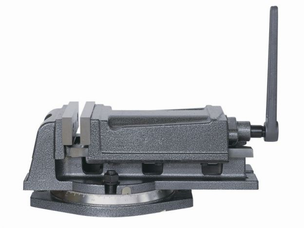 Imadło obrotowe maszynowe
