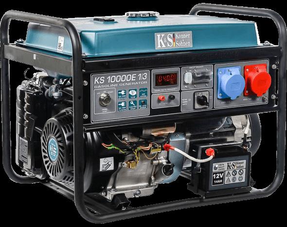 Agregat prądotwórczy benzynowy VTS 8,0 kW