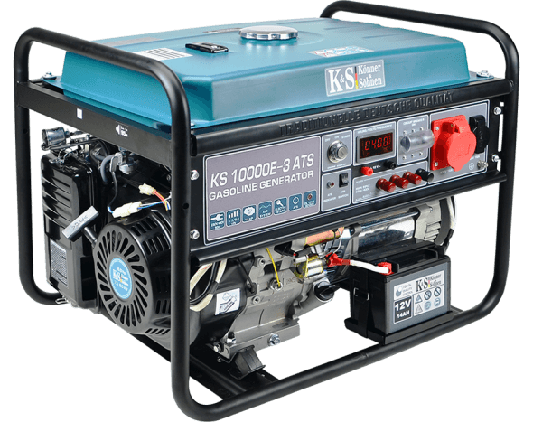 Agregat prądotwórczy benzynowy ATS 8,0 kW