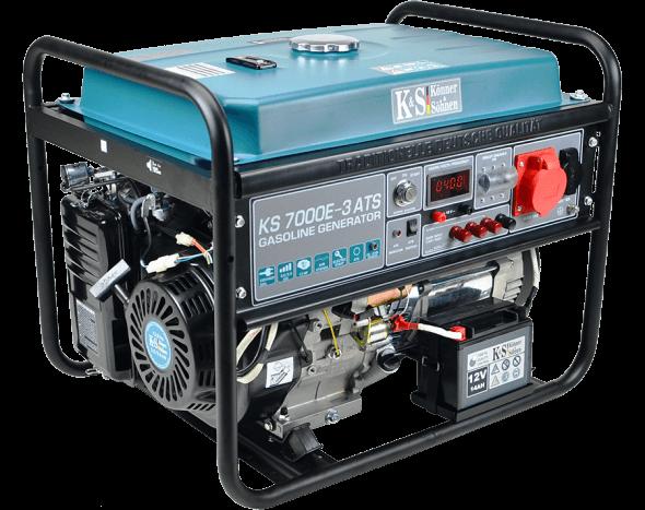Agregat prądotwórczy benzynowy ATS 5,5 kW