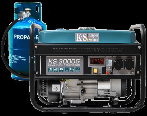 Agregat prądotwórczy hybrydowy 3,0 kW